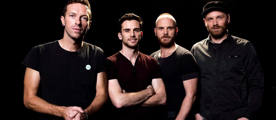 Coldplay'den 2019'da yeni bir albüm