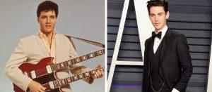 Elvis Presley'i Austin Butler canlandıracak