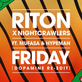 Friday – Riton, Nightcrawlers