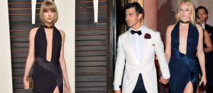 Taylor Swift, Bond Kızı olan Sophie Turner'ı  eleştirdi