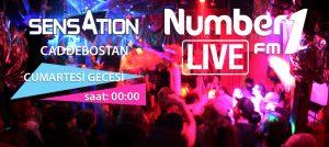 Sensation Caddebostan Party