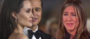 Jennifer Aniston'ın ağlama krizi