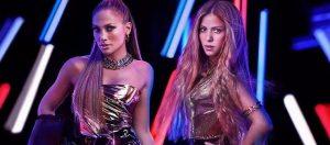Shakira ve J-Lo gösterisine şikayet