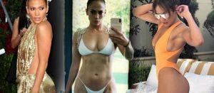 J-Lo 51 yaşında ve seksi