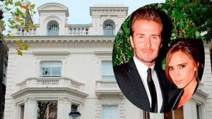 Beckham'ların çiftliliği adım adım kasabaya dönüşüyor