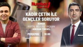 Kartal Belediye Başkanı Number One Türk Fm'de